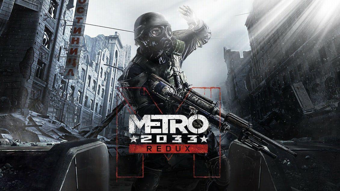 Jeu Metro 2033 Redux sur PC, Linux et MacOS (Dématérialisé - Steam)