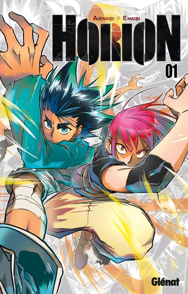 Tome 1 du manga Horion à lire Gratuitement pendant 48H (Numérique - Glénat) - fr.Calameo.com