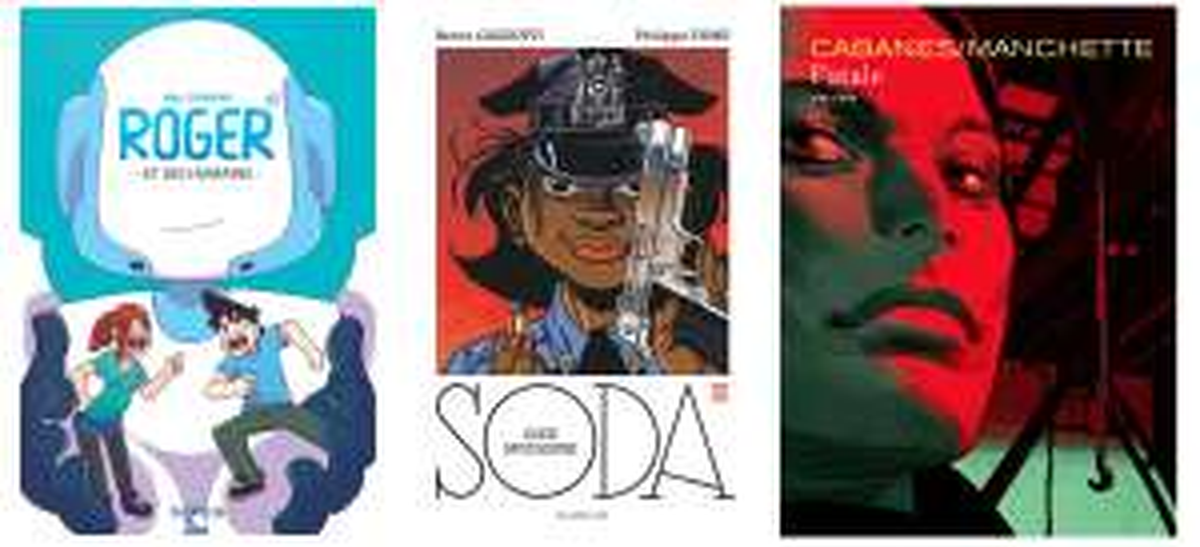 3 bandes dessinées à lire Gratuitement (Dématérialisé - Dupuis.com)