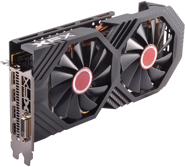 Carte graphique XFX Radeon RX 580 GTS XXX Édition - 8 Go (vendeur tiers)