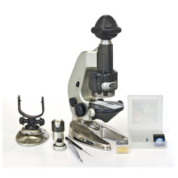 Microscope électronique 4en1