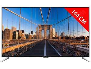 "TV 65"" Panasonic TX-65CX410E - LED, 4K, 3D"