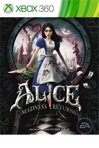 Alice : Retour au Pays de la Folie sur Xbox 360 retrocompatible sur Xbox One (Dématérialisé)