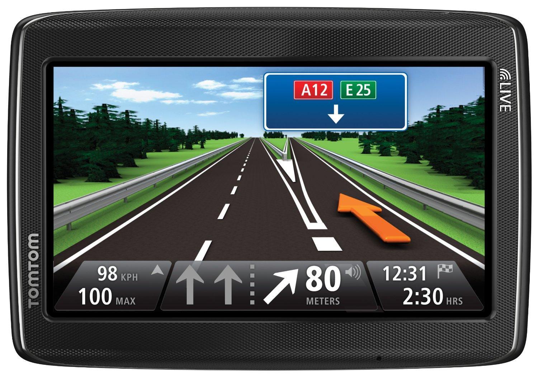 """Appareil GPS 4.3"""" TomTom Go Business EU 45 USB Bluetooth"""