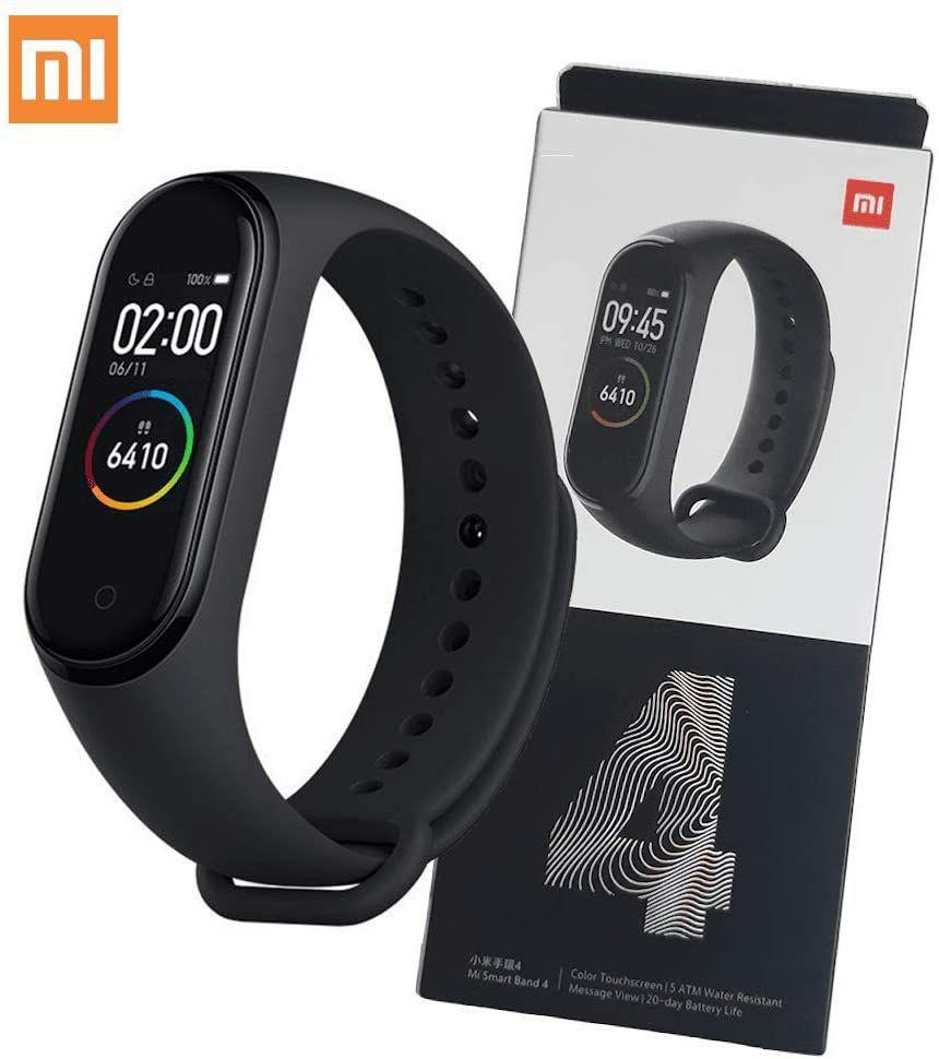 Bracelet Connecté Xiaomi Mi band 4 Global version (Vendeur Tiers)