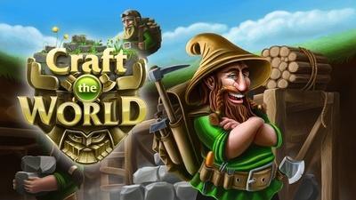 Jeu Craft The World sur PC (Steam - Dématérialisé)