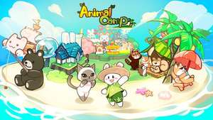 Jeu Animal Camp - Healing Resort Gratuit sur Android (Anglais)