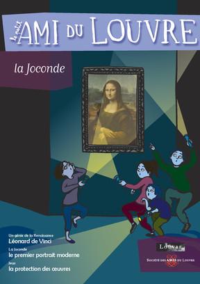 4 Magazines Le petit ami du Louvre Gratuits (Dématérialisé - amisdulouvre.fr)