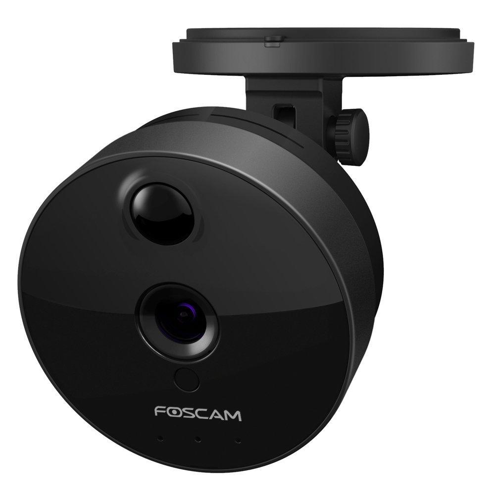 Caméra IP de surveillance intérieure Foscam C1 (Détection de mouvement PIR, Audio bidirectionnelle, Vision nocturne)