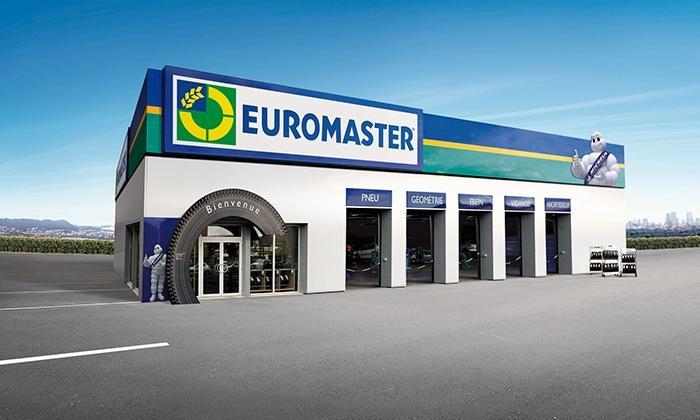Bon d'achat de 100€ chez Euromaster