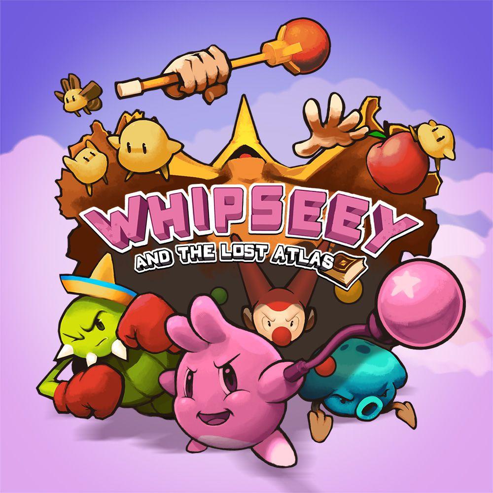 Jeu Whipseey and the Lost Atlas sur Nintendo Switch (Dématérialisé)