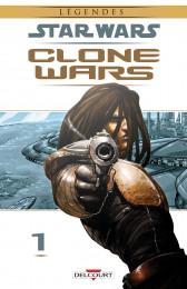 BD Star Wars Clone wars + Moréa + James Bond - Les tomes à 2,99€ (Dématérialisé)