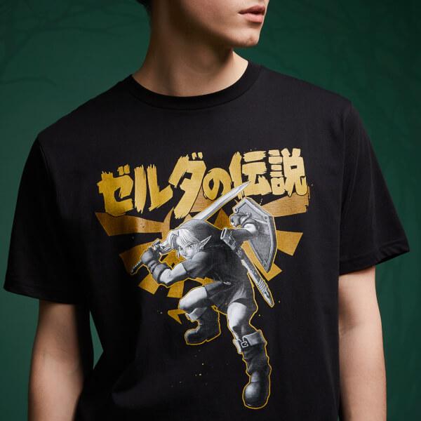 30% de réduction sur une sélection de vêtements officiels Nintendo + livraison gratuite (Ex: T-shirt Zelda à 11,19€)