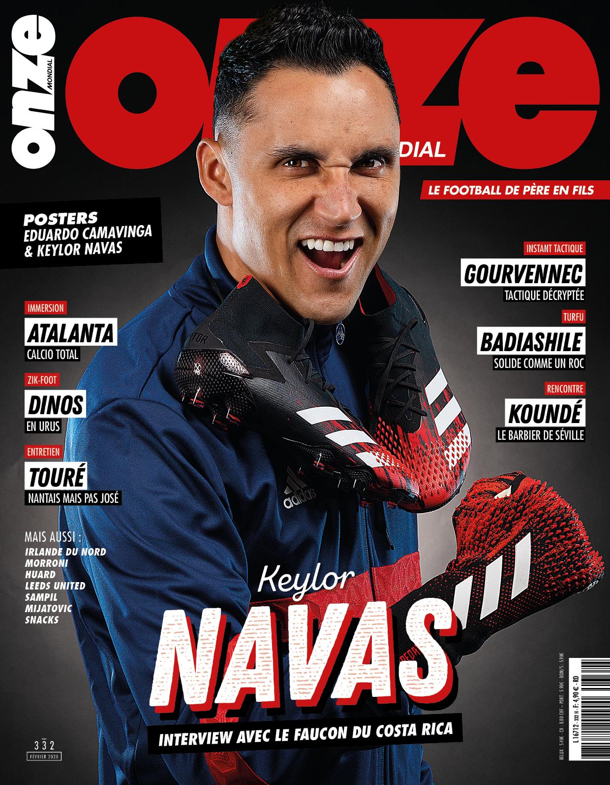 Magazine Onze Mondial n°332 Gratuit (Dématérialisée)