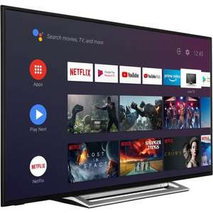"TV 58"" Toshiba 58UA3A63DG - LED, 4K UHD, HDR 10/HLG, Dolby Vision, Android TV (65"" 65UA3A63DG à 562.99€)"