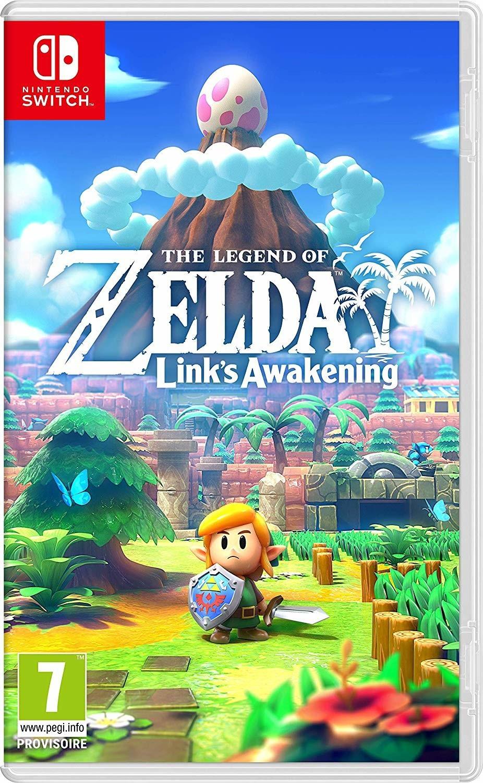The Legend of Zelda: Link's Awakening sur Switch (+ 2.52€ en SuperPoints, 43.49€ via RAKUTEN7)