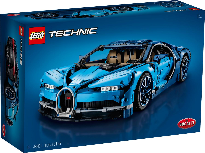 [Précommande] Lego Technic - Bugatti Chiron (42083)
