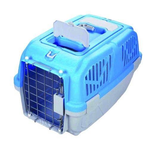 Cage de transport pour animaux - Dim. : L. 47 x l. 31 x H. 30cm