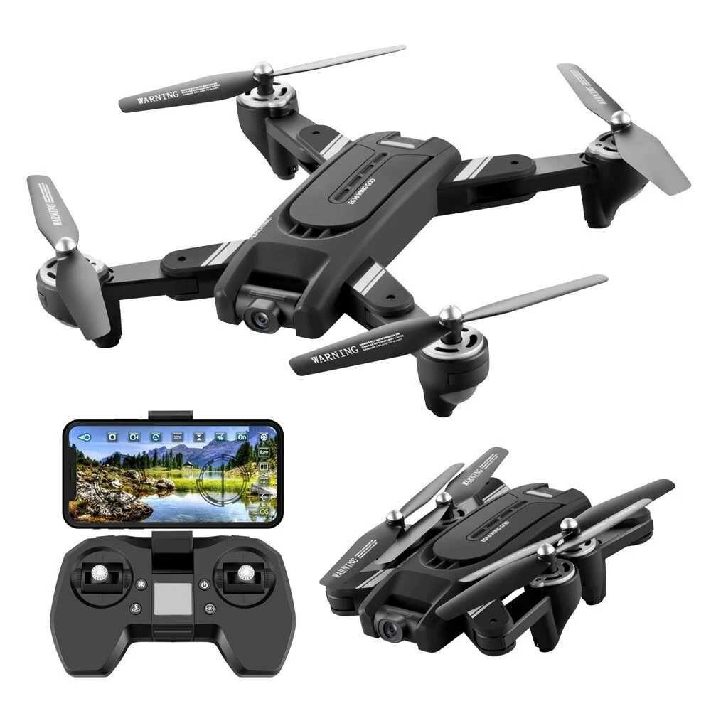 Drone pliable Eachine EG16 Winggod - GPS, FPV, WiFi 5G, Caméra (4K photo -1080p vidéo), GPS, RTF, tracking, Point d'intérêt, 3 Batteries