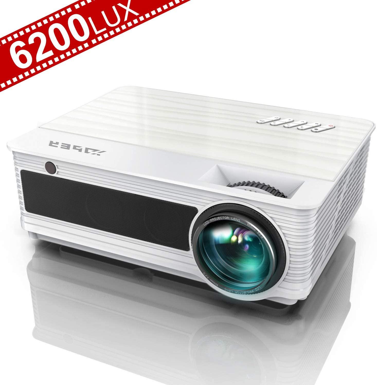Vidéoprojecteur Yaber 6200 - 1080P, LED (Vendeur tiers)