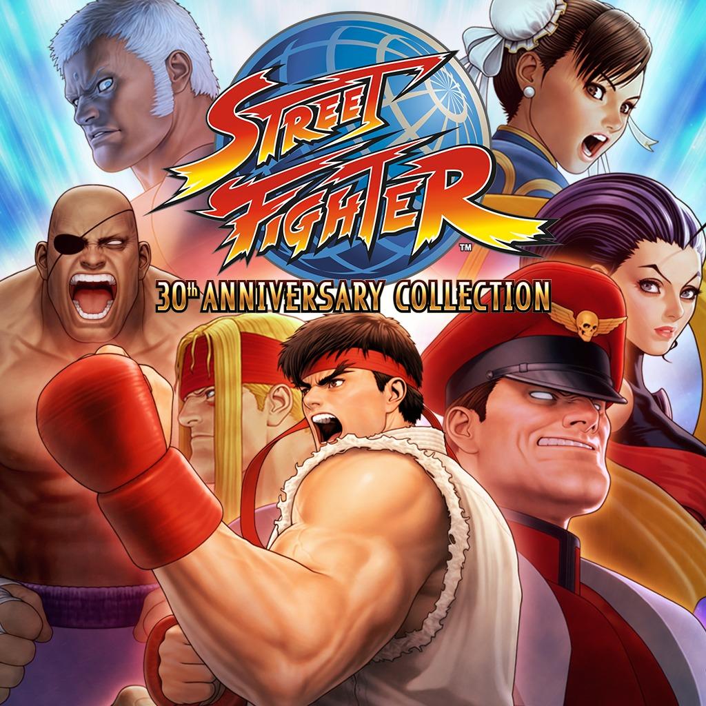 Street Fighter 30th Anniversary Collection sur PC (Dématérialisé - Steam)