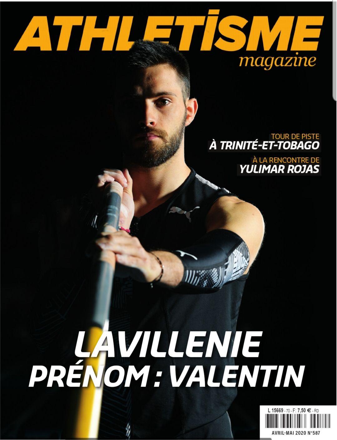eBook Athlétisme magazine (Avril-Mai) gratuit (Dématérialisé)