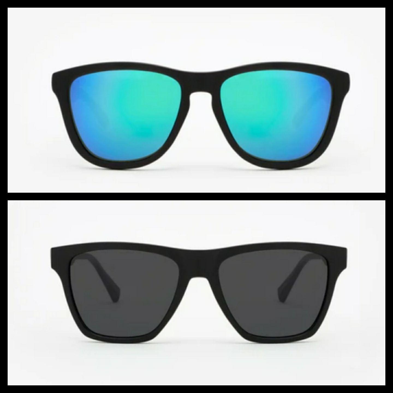 1 paire de lunettes Hawkers achetée = 1 offerte parmi une sélection (la moins chère des deux)