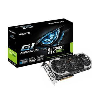 Carte graphique Gigabyte GeForce GTX 980 TI G1 Gaming