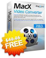 Logiciel MacX Video Converter Pro gratuit