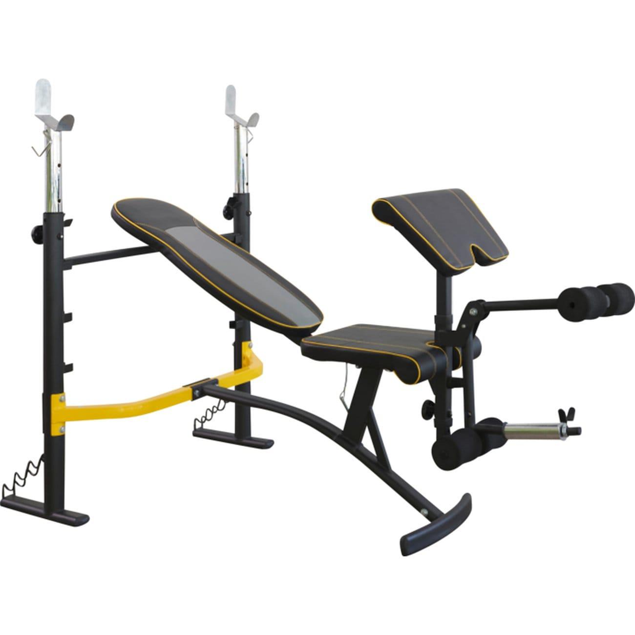 [Carte Club] Banc de musculation développé-couché Bench Power Athlitech