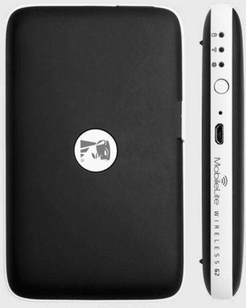 Passerelle multimédia sans fil Kingston MLWG2 pour appareils mobiles