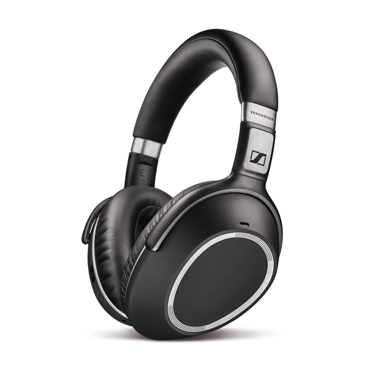Casque Audio sans fil avec réduction de bruit active Sennheiser PXC 550 Wireless - Bluetooth (Reconditionné)