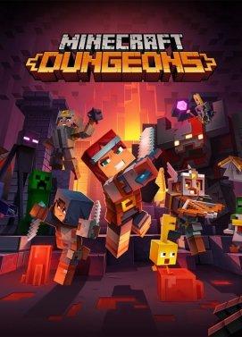 Accès gratuit à la bêta fermée du jeu Minecraft Dungeons sur PC (Dématérialisé - minecraft.net)