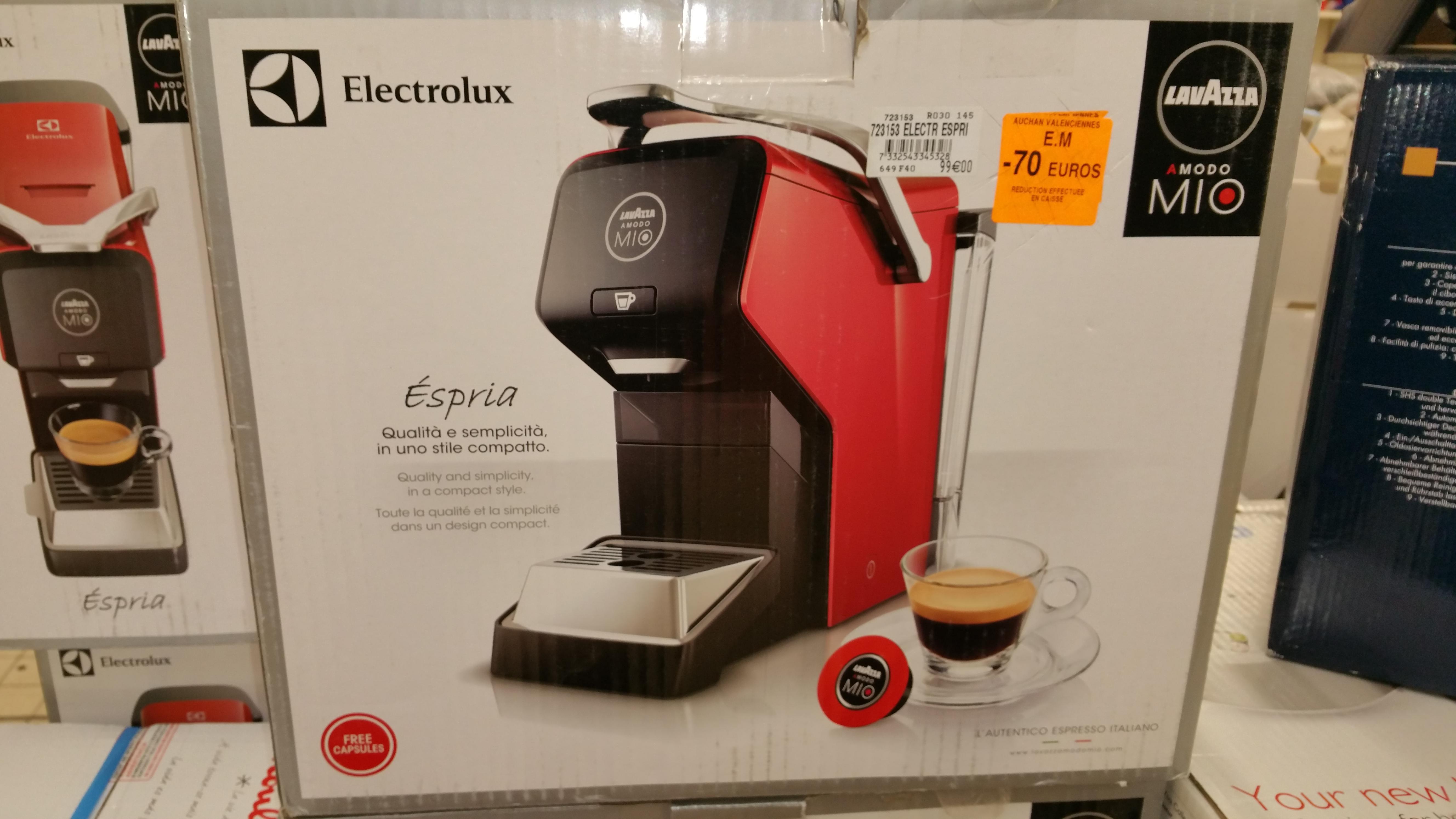 Cafetiere Lavazza Modo Mio