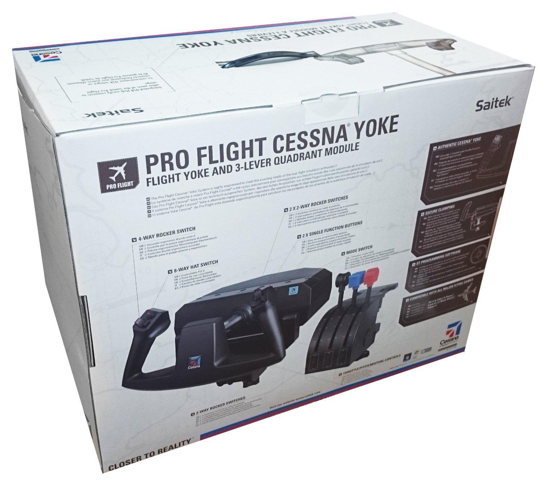 Saitek Pro Flight Cessna Yoke