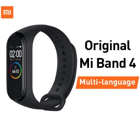 Bracelet Connecté Xiaomi Mi Band 4 (Version Chinoise)