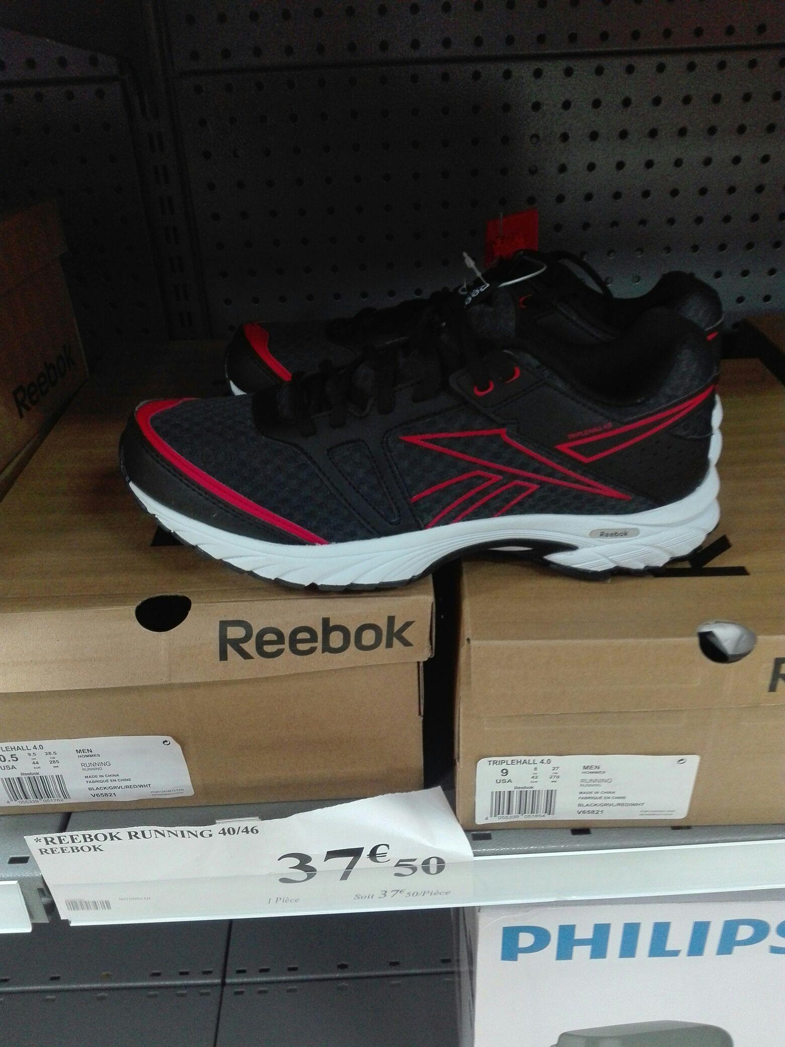 Chaussures Reebok Running - Taille 40 à 46