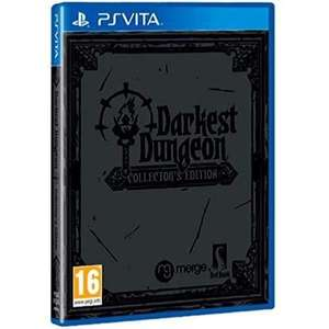 Darkest Dungeon Edition Collector sur PS Vita (Vendeur Tiers)