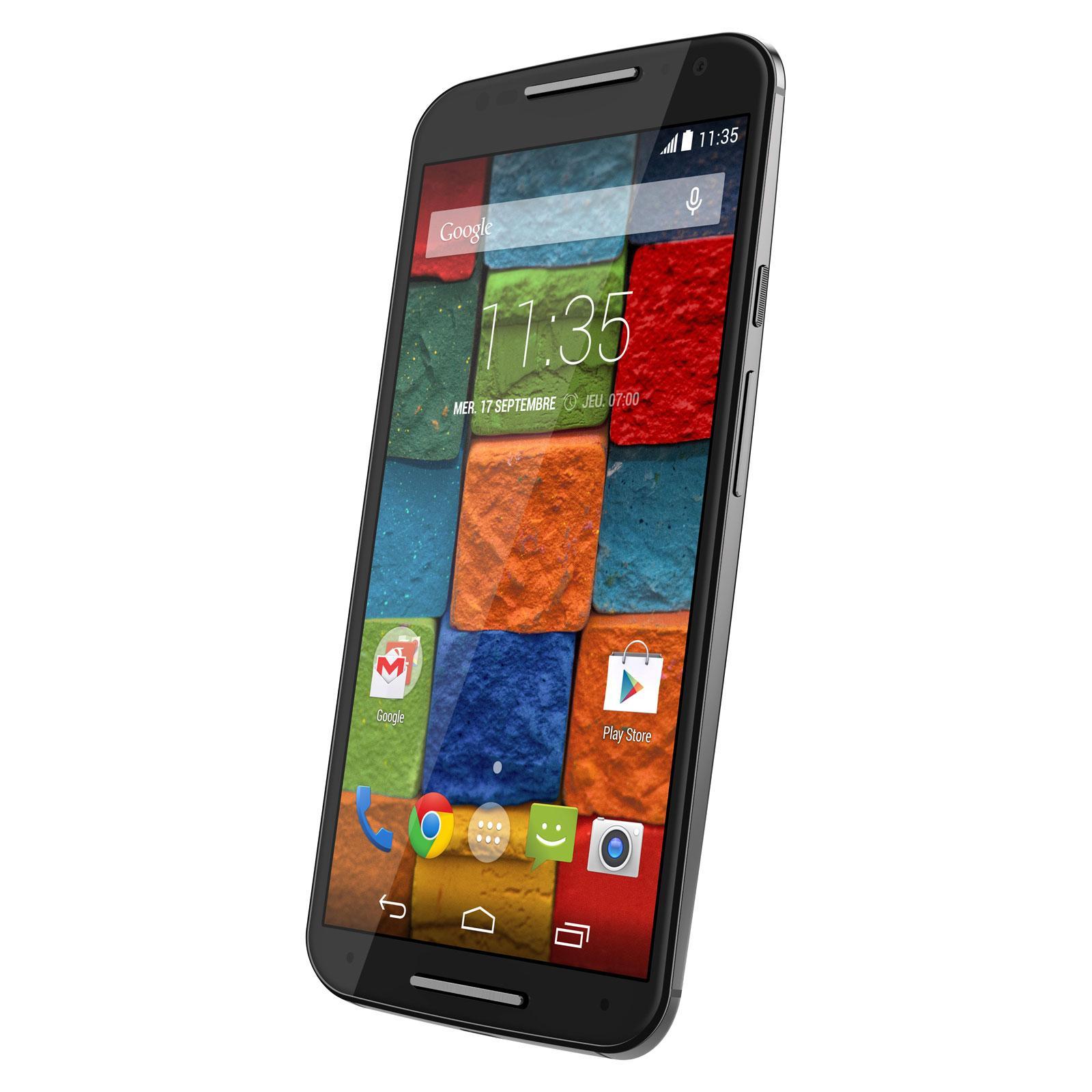 "Smartphone 5.2"" Motorola Moto X 2ème Génération 4G (Avec ODR 30€)"