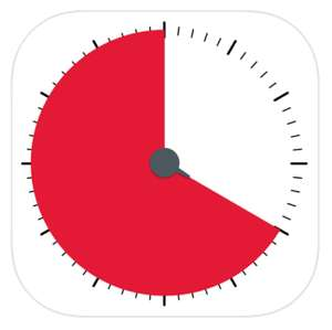 Application Time Timer Gratuite sur iOS & WatchOS