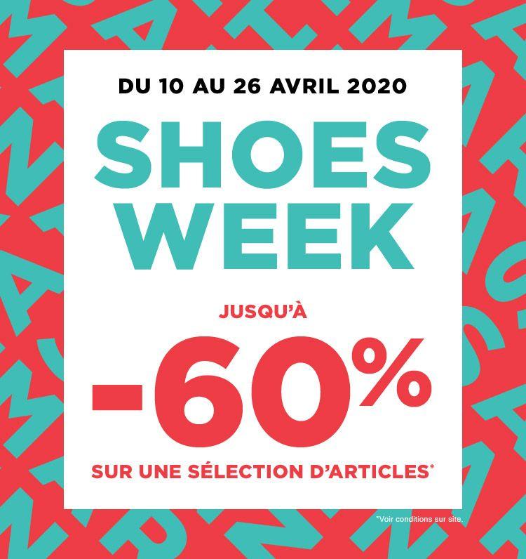 Jusqu'à 60% de réduction sur une sélection de chaussures San Marina