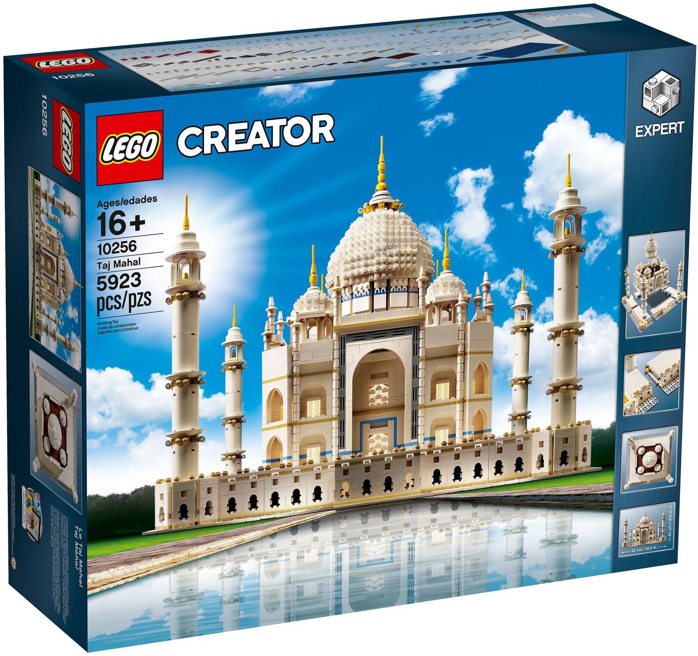 Jouet Lego Creator - Taj Mahal (10256)