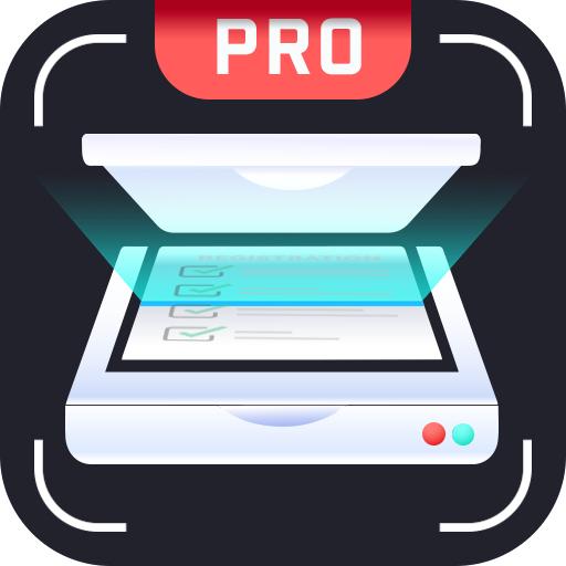Application Scanner Pro: PDF Doc Scan gratuite sur Android