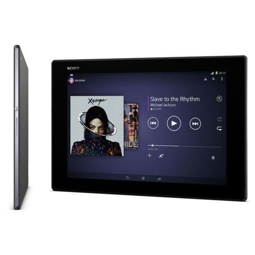 """Tablette 10.1"""" Sony Xperia Z2 Tablet 16 Go"""