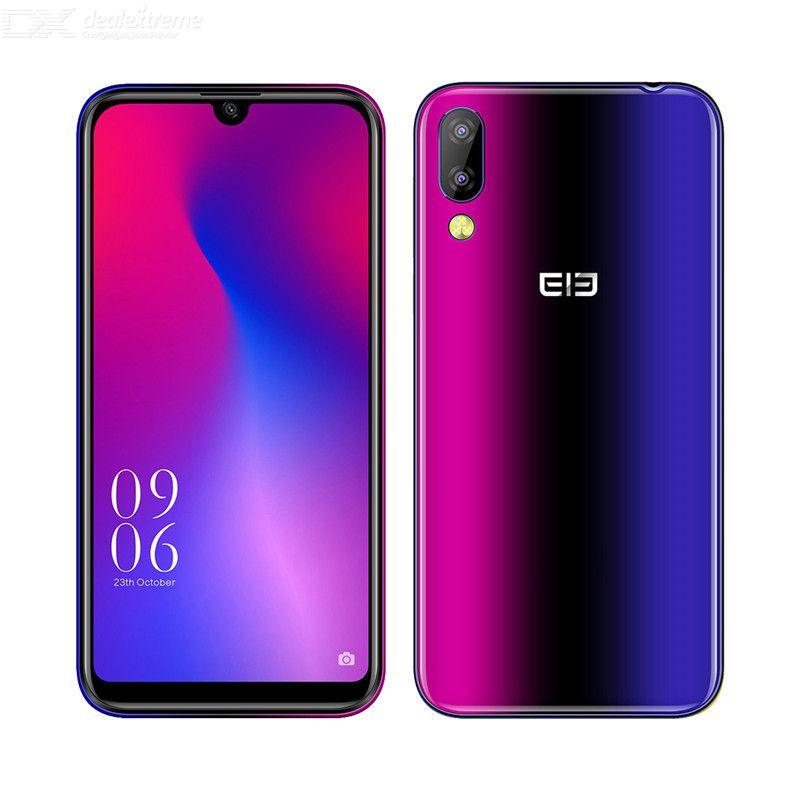 "Smartphone 5.71"" Elephone A6 Mini - double-SIM, HD+, Helio A22, 4 Go de RAM, 32 Go, Android 9.0, 4G (B20)"