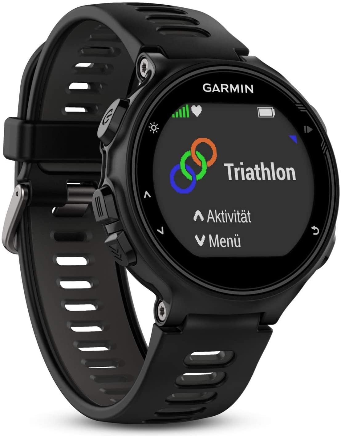 Montre Multisports GPS Garmin Forerunner 735XT