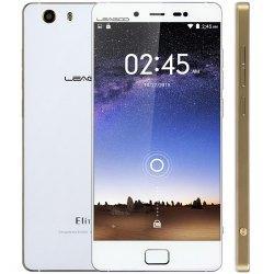"Smartphone 5"" Leagoo Elite 1 (Android 5.1, 4G, Octa Core, 3GB RAM, 32GB ROM) - Or"