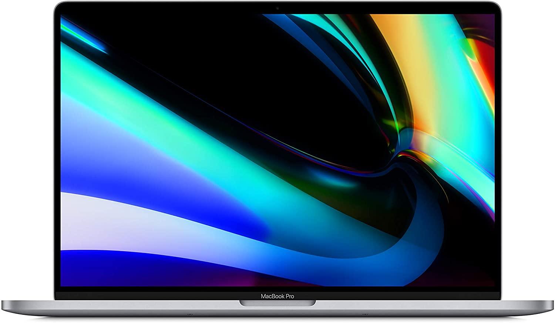 """Ordinateur Portable 16"""" Apple MacBook Pro - 16 Go RAM, 512 Go SSD, Intel Core i7 à 2,6GHz, Gris sidéral"""