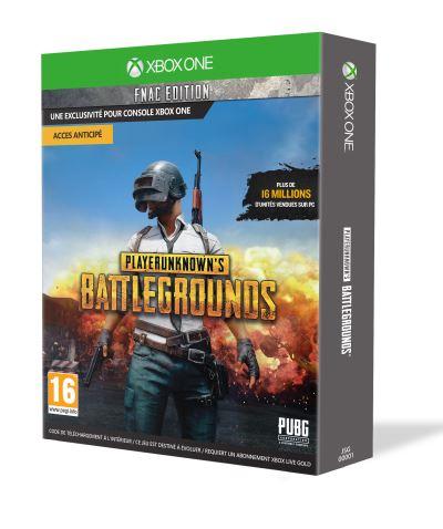 PlayerUnknown's Battlegrounds - Edition Fnac sur Xbox One