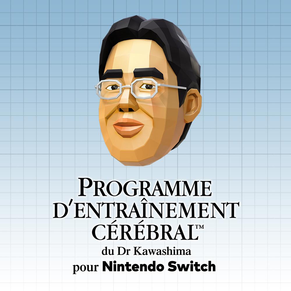 Programme d'entraînement cérébral du Dr Kawashima sur Switch (dématérialisé)